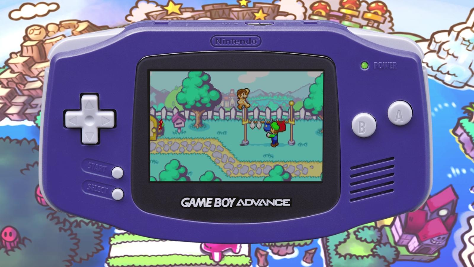 Mario Luigi Superstar Saga Bowser S Minions Nostalgia