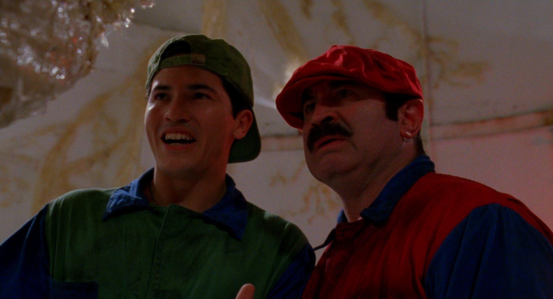 super mario bros movie cast