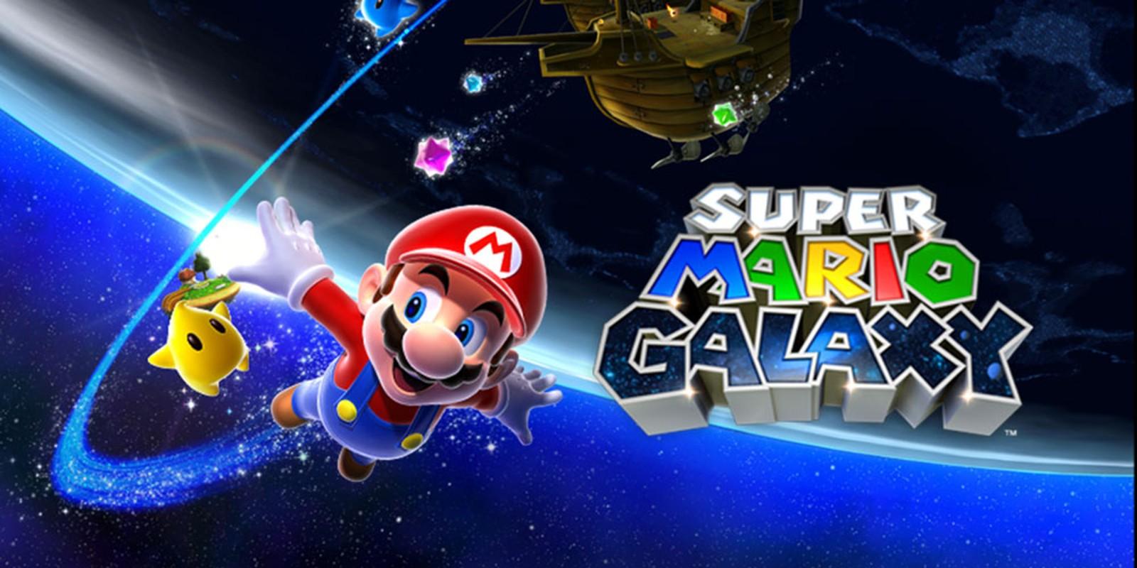 How Super Mario Galaxy's new NVIDIA Shield port adjusts the