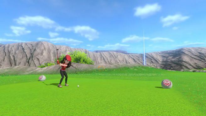 mario golf super rush battle mode adventure mode