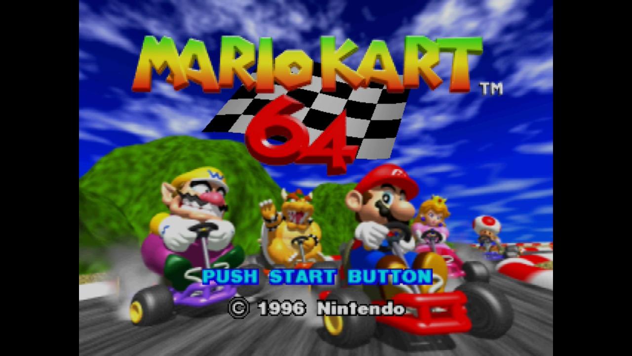 Mario Kart 64 Devs On How Mini Turbos Were Originally A