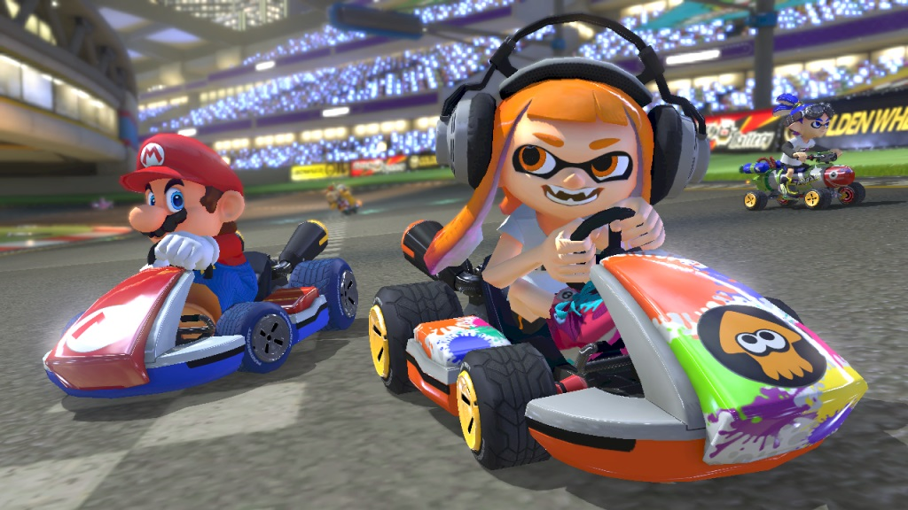 Mario Kart 8 Deluxe Producer On Bringing The Racer To Switch