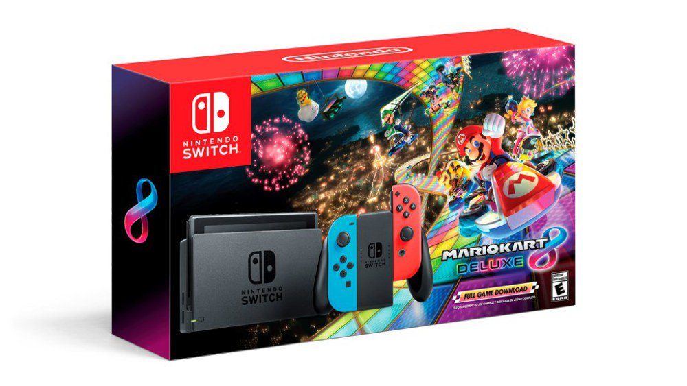 Mario kart 8 deluxe switch bundle planned for europe nintendo everything - Mario kart 8 console bundle ...