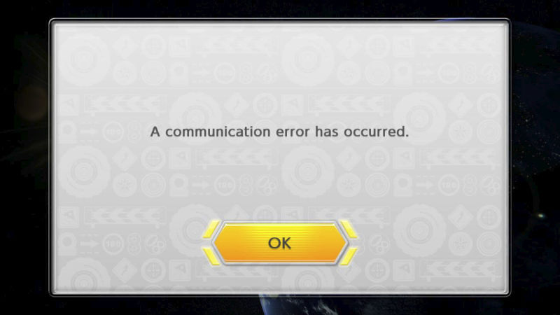 Some Players Experiencing Issues With Mario Kart 8 Deluxe S