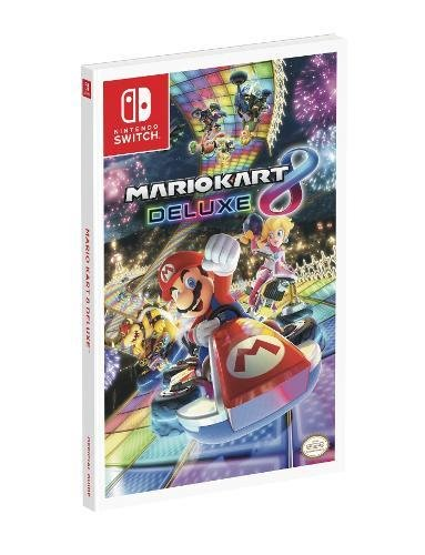 Mario Kart 8 Deluxe will have an official guide