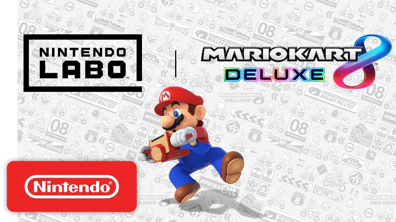 Mario Kart 8 Deluxe Update Out Now Version 1 5 0 Adds Nintendo