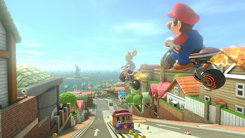 Mario Kart producer in charge of Nintendo's mobile game development