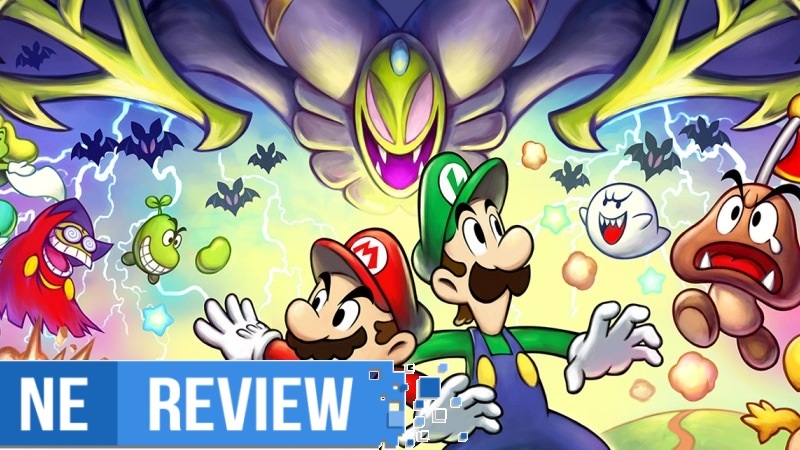 Review Mario Luigi Superstar Saga Bowser S Minions