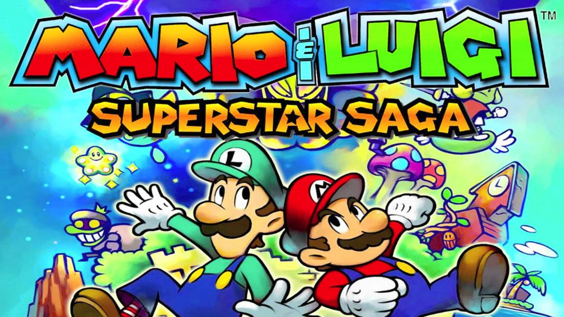 Mysterious Data For Mario Luigi Superstar Saga Dx Spotted On