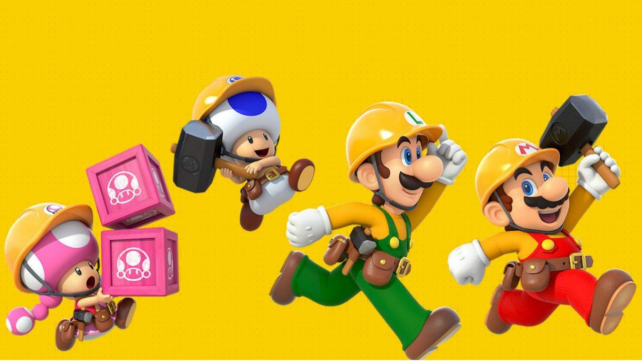 Nintendo Download (6/27/19, North America) - Mario Maker 2