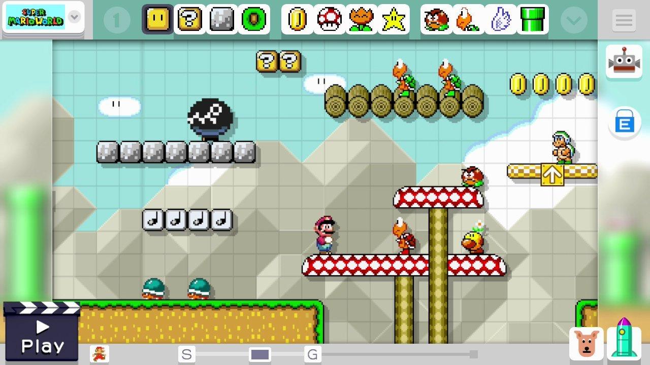 Mario Maker Archives - Nintendo Everything