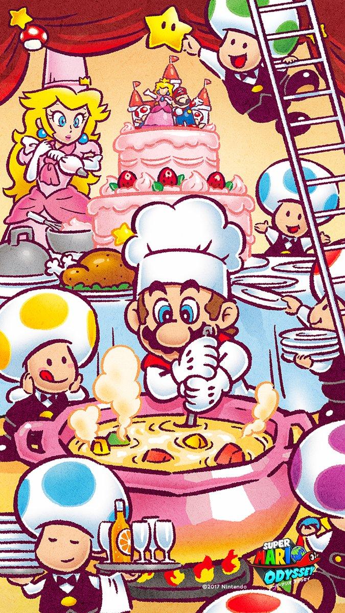 Calendar Wallpaper Nintendo : Nintendo celebrates the start of december with new super