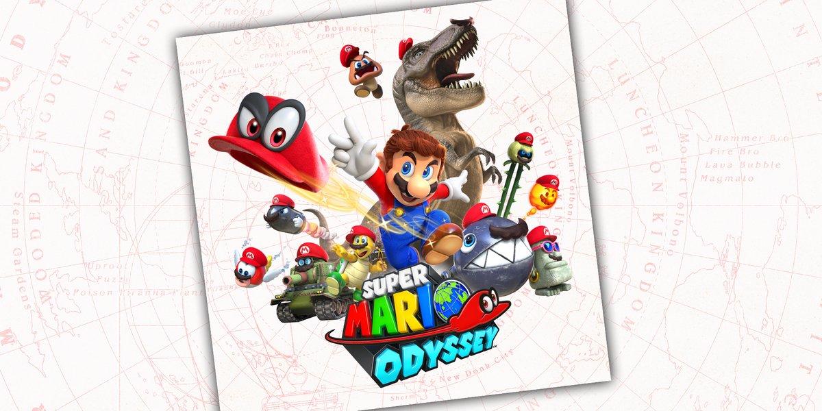 Super Mario Odyssey Fact Sheet New Amiibo Coming Nintendo