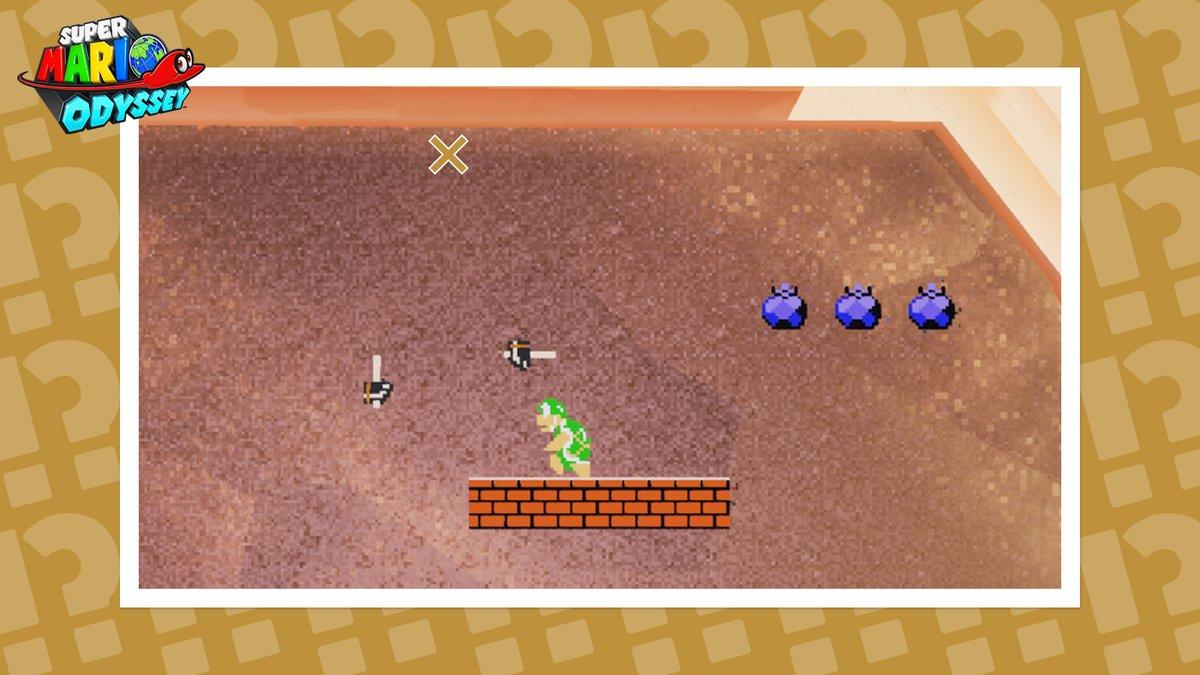 Super Mario Odyssey New Hint Art 6 Nintendo Everything