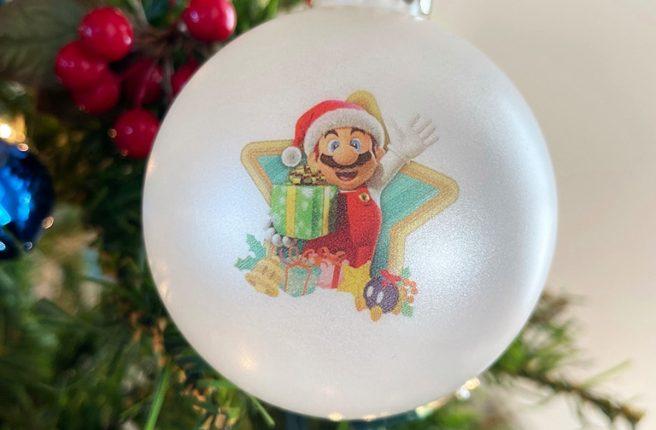 My Nintendo - Mario ornament