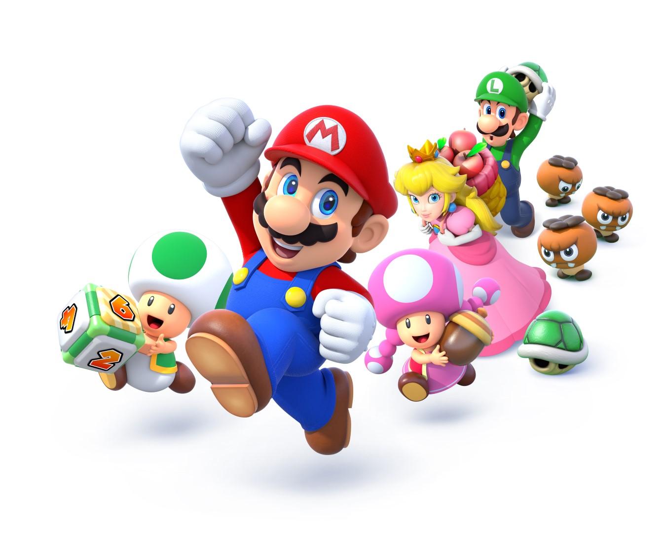 Mario Party Island Tour Sales