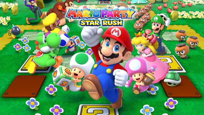 Mario Party: Star Rush Archives - Nintendo Everything