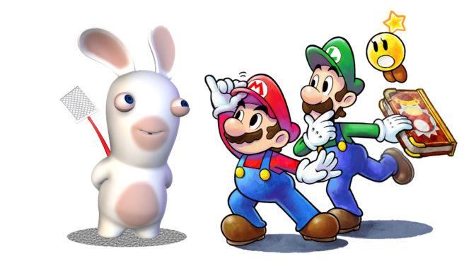 Rumor Mario Rabbids Kingdom Battle Coming To Switch In