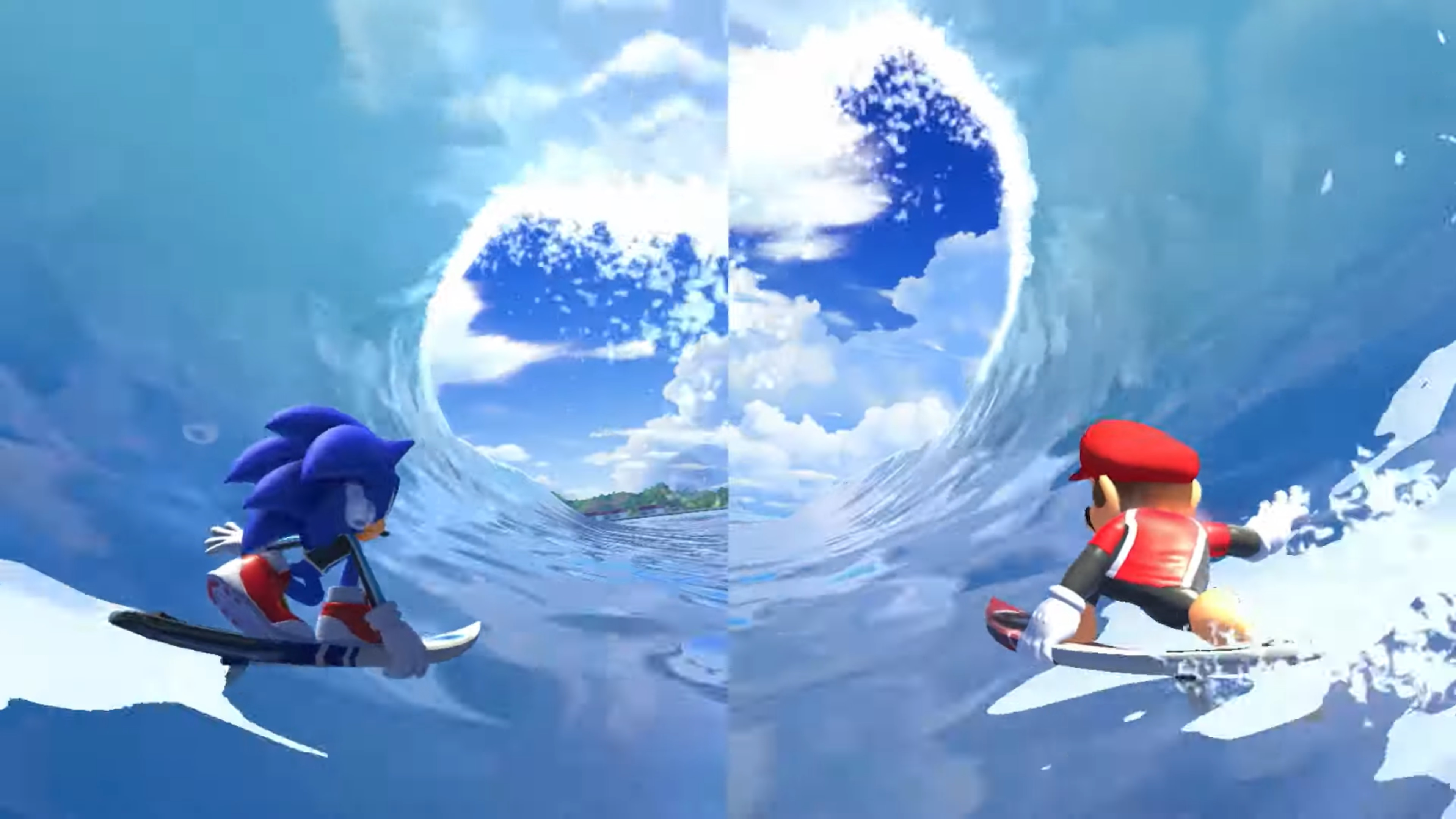 Mario And Sonic 2020 Winter Olympics.Sonic Team Boss Says Sonic Doesn T Take Off His Shoes Which
