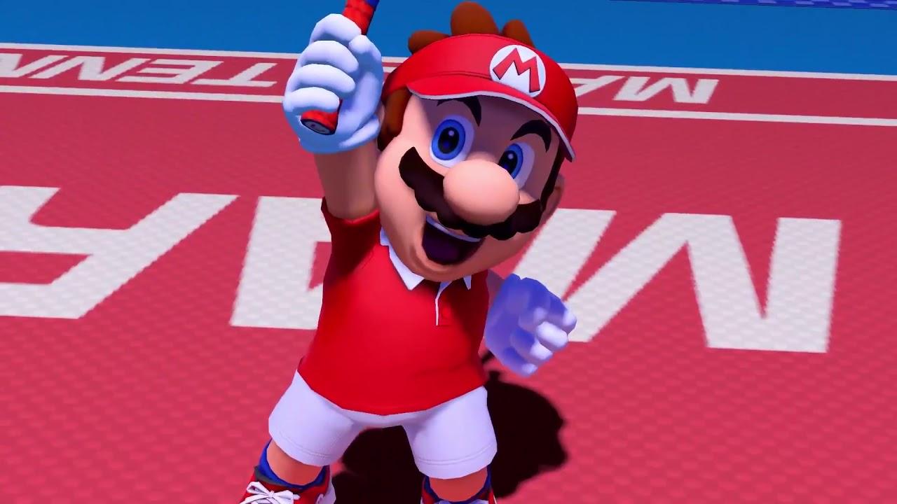 Nintendo Download 6 21 18 Europe Mario Tennis Aces