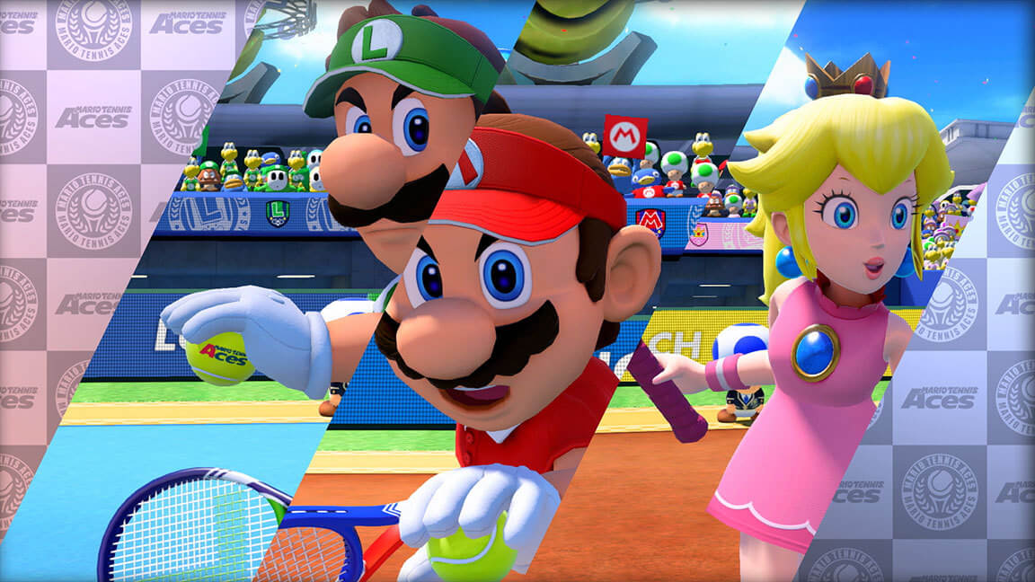 Mario Tennis Aces Update Out Now Version 2 1 1 Nintendo Everything