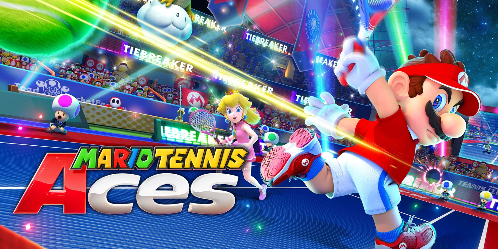 Mario Tennis Aces Demo Datamined Full List Of Playable Characters