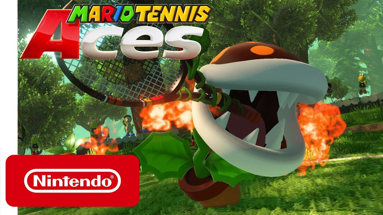 Mario Tennis Aces update out tomorrow (version 3.0.1), patch notes
