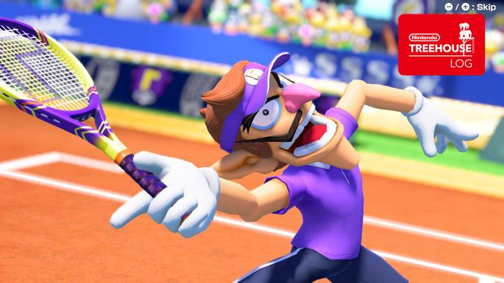 7efbfbbda1a14 Mario Tennis Aces has a fairly significant day one update. Among other  things