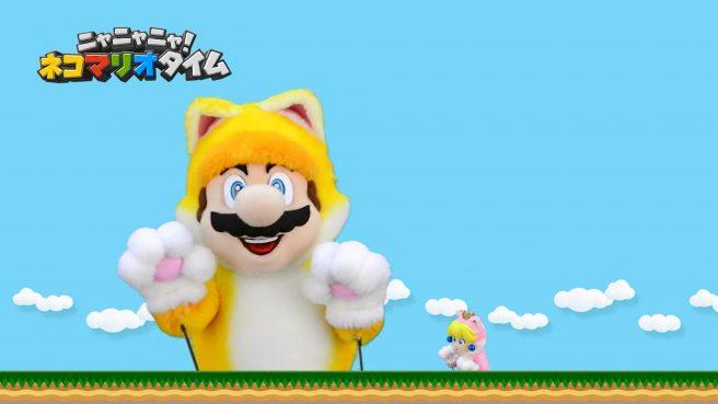 Nyannyan Neko Mario Time