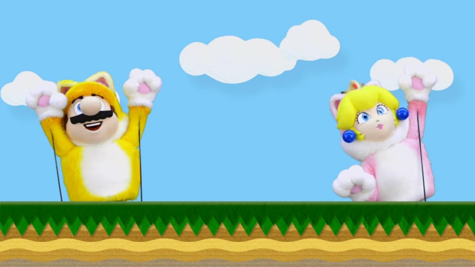 Nyannyan Neko Mario Time episode 150