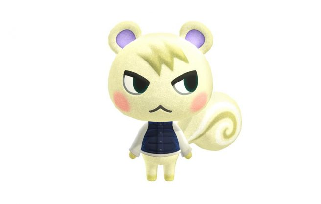 Animal Crossing: New Horizons Marshall