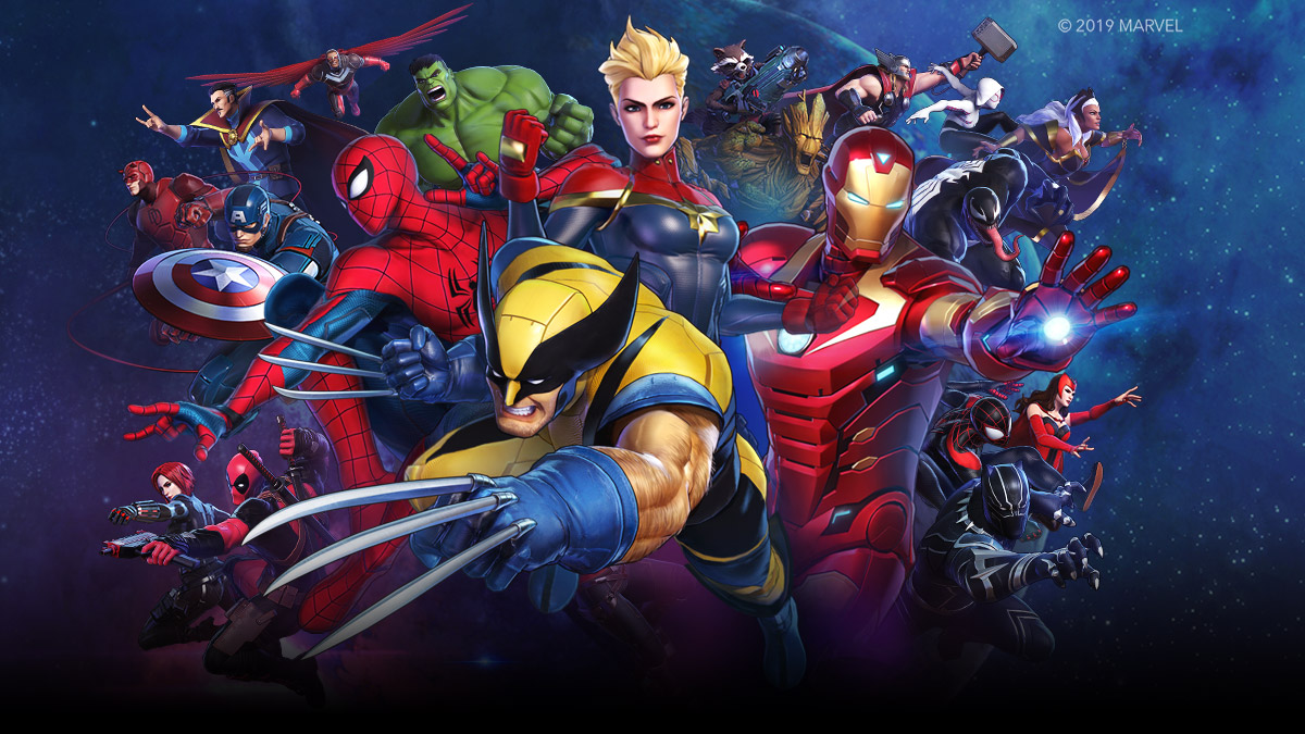 Marvel Games VP says anything can happen regarding Smash Bros., but not up for him to decide