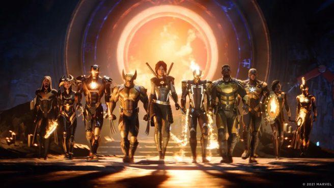 Marvel's Midnight Suns gameplay