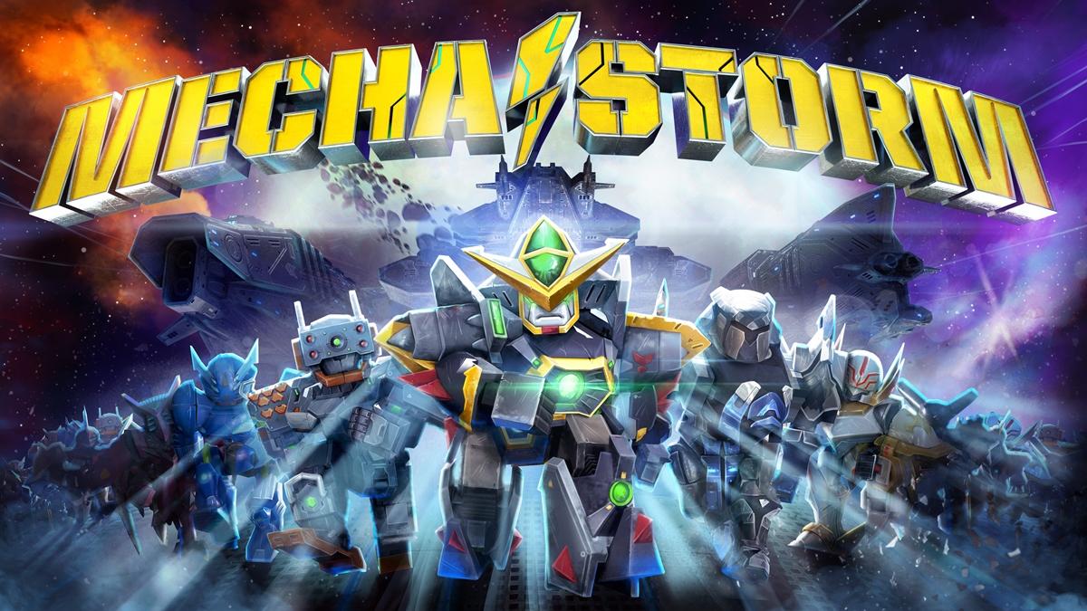 Mecha Storm