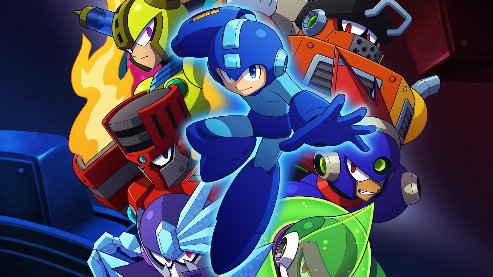 Capcom developing next major Mega Man game