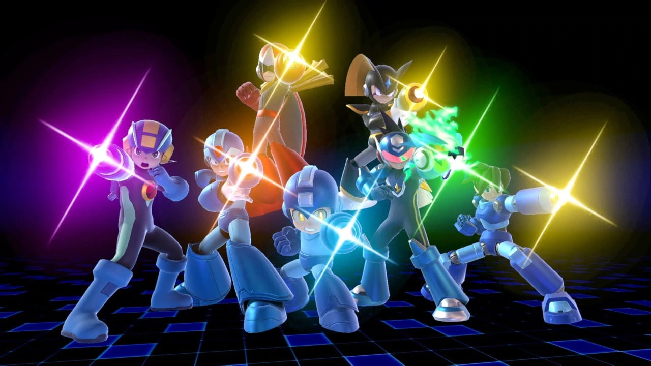 Sonic Team sound director on why he chose Mega Man 4 as his contribution to Smash Bros. Ultimate