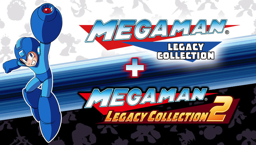 Capcom Pleased With The Sales Of Mega Man Legacy Collection 1 2 And Street Fighter 30th Anniversary Collection