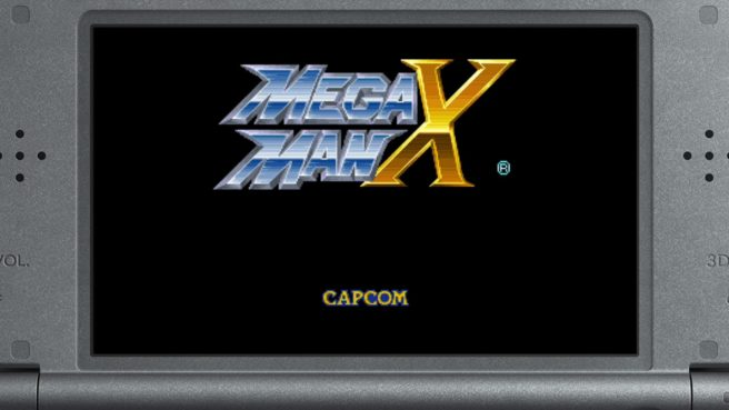 Mega man x new 3ds virtual console trailer nintendo everything - Megaman x virtual console ...