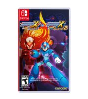 Mega Man X Legacy Collection boxart