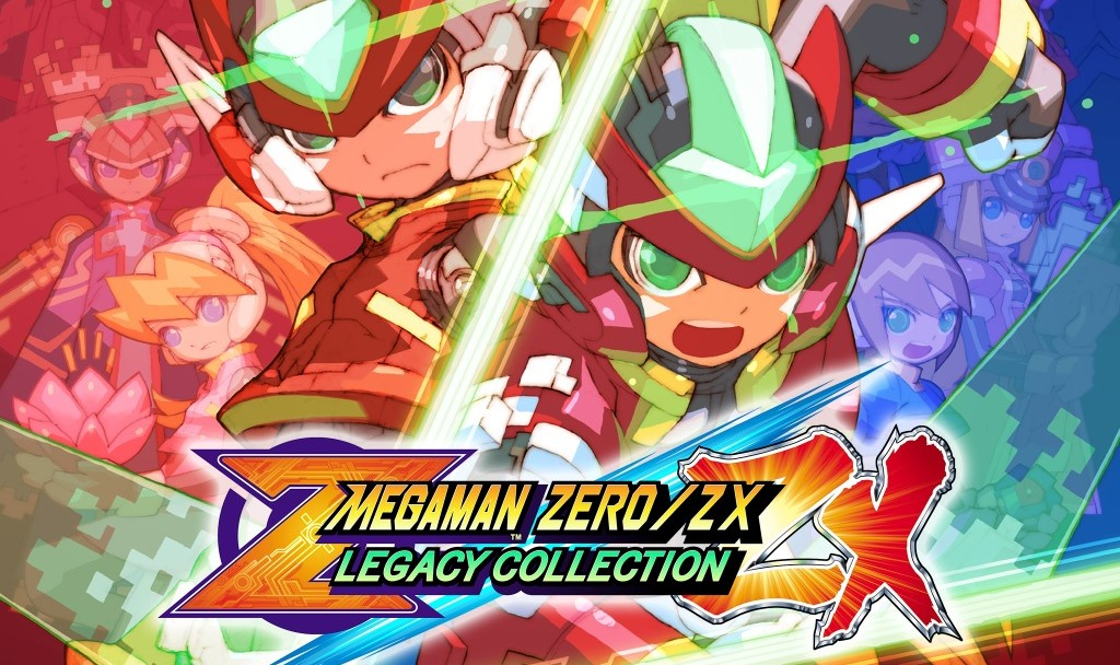 Mega Man Zero/ZX Legacy Collection officially announced, confirmed for Switch