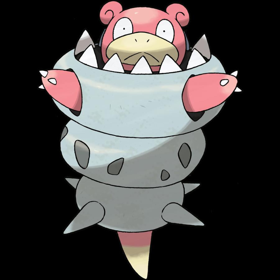 Pokemon devs on mega evolutions criteria slowbro over - Mega evoulution ...