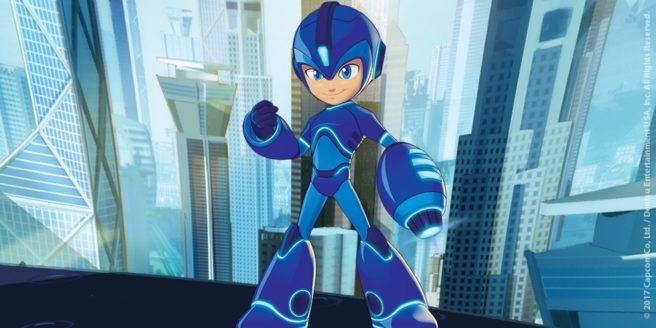 Mega Man animated series