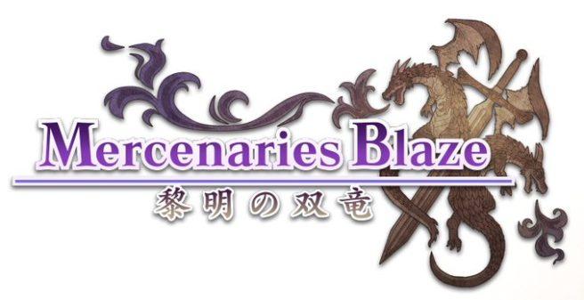 Mercenaries Saga Blaze