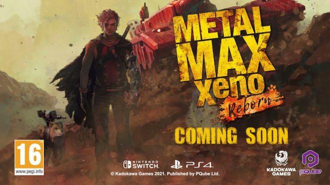 Metal Max Xeno: Reborn