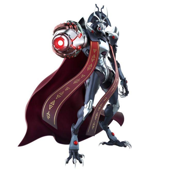 Metroid Dread Chozo