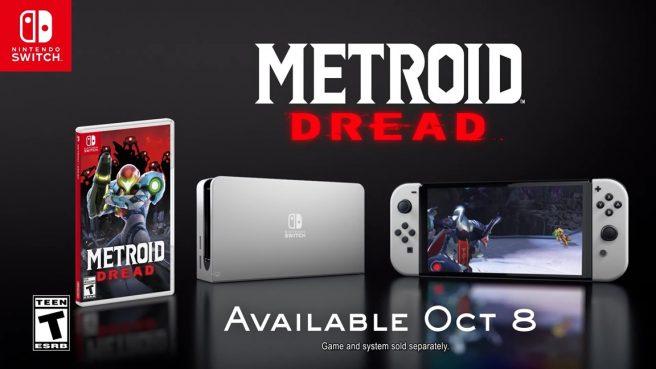 metroid dread commercial