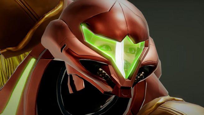 Metroid Dread credits
