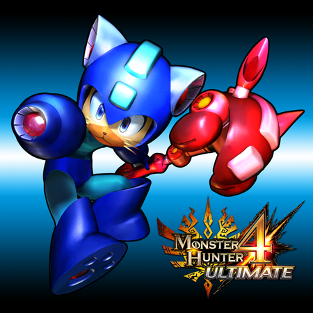 Mega Man S Dog Name