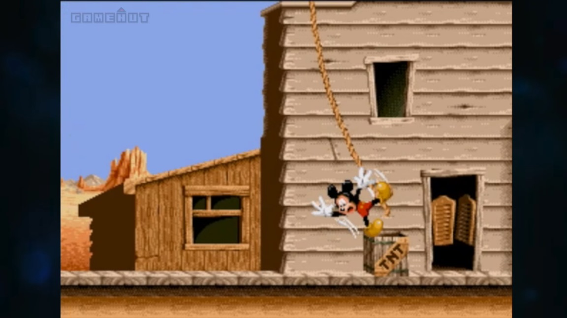 Prototype footage emerges of cancelled Mickey Mania 2