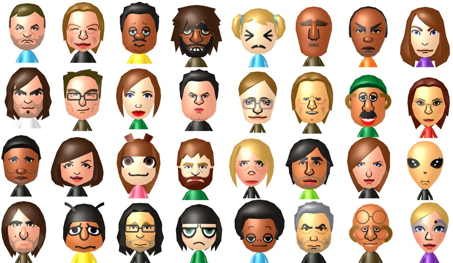 feature to be added this month to create edit mii characters for